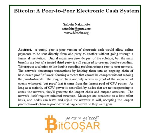 Bitcoin Makalesi