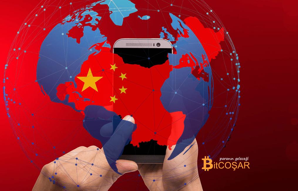 çinli blockchain firmaları