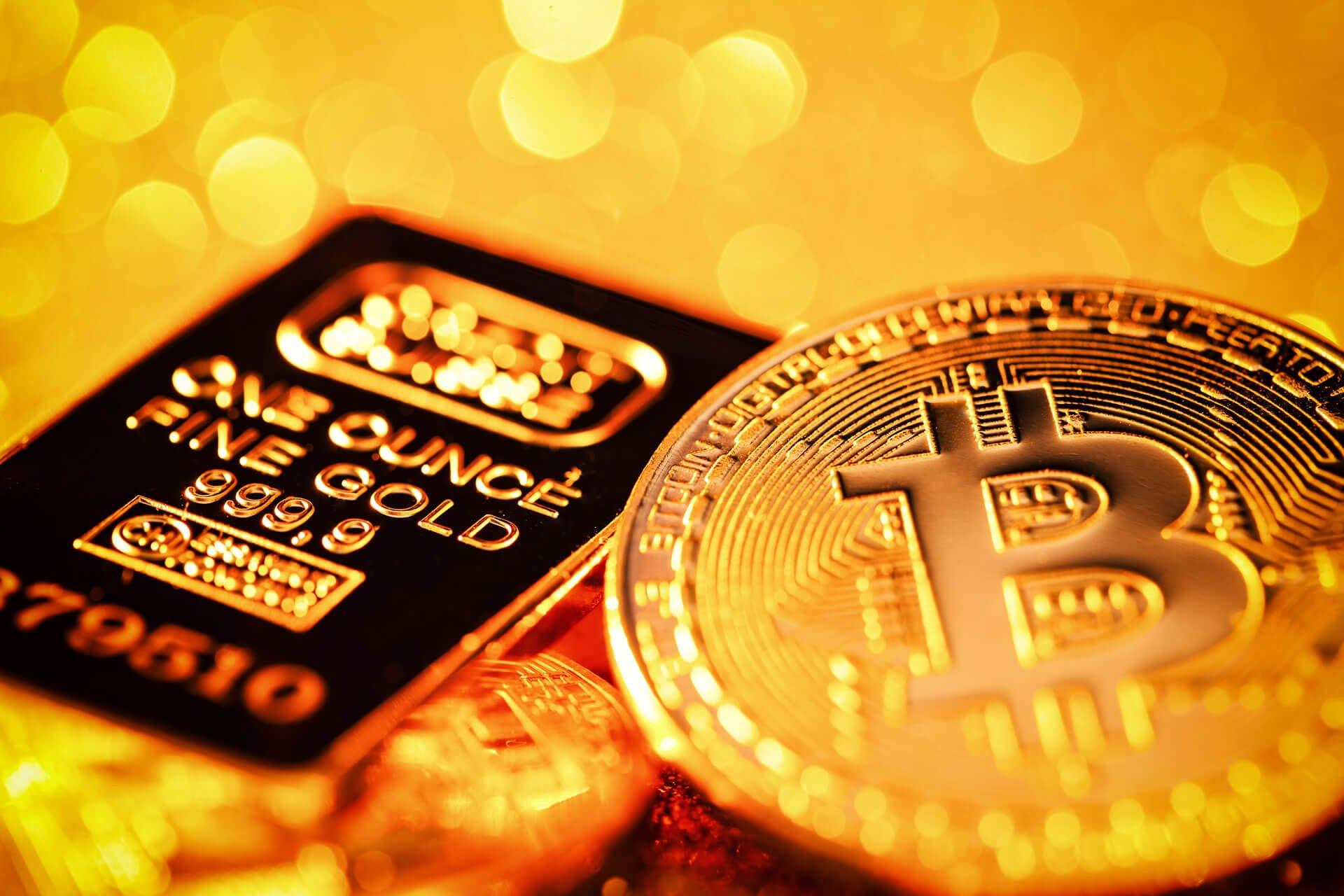 Altın ve Gümüş'ün Yükselişi Bitcoin'i Ne Yönde Etkileyebilir? 1 - altin ve bitcoin