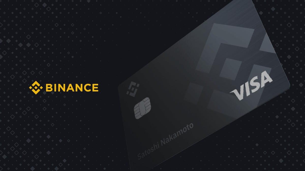 Binance-visa