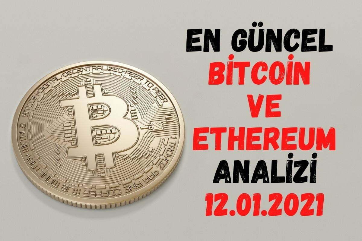 bitcoin ve ethereum analizi