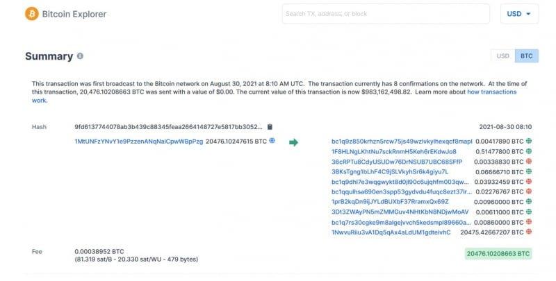 Balinalar Büyük Miktarda Bitcoin Transferi Gerçekleştirmeye Devam Ediyor! 1 - balinalar cok buyuk miktarda bitcoin transferi gerceklestirmeye devam ediyor 1